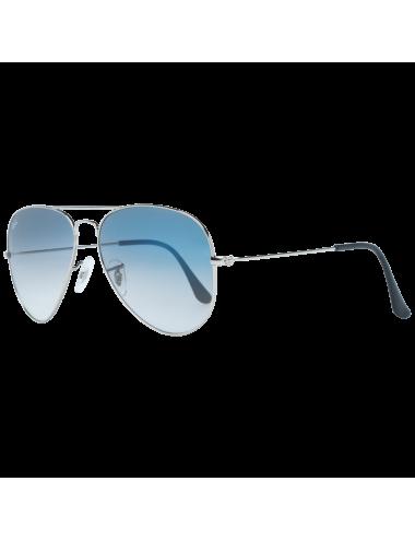 Ray-Ban Sunglasses RB3025 003/3F 58 Aviator